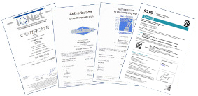 Certificaciones Galimetal